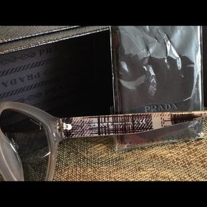Prada Accessories - Prada cat eye sunglasses